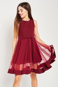 Sukienka Dioxide bez rękawów