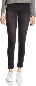 Czarne jeansy levis