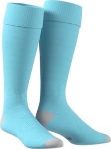 Błękitne skarpety Adidas
