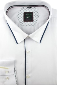 Koszula Laviino z tkaniny