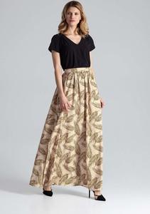 bd71879f elegancka długa spódnica - stylowo i modnie z Allani