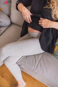 Spodnie ciążowe Milk&love