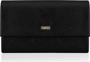 Czarna torebka Felice do ręki