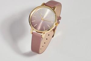 Mohito - Zegarek z tarczą ombre - Fioletowy