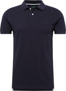 Koszulka polo Esprit z krótkim rękawem z dżerseju