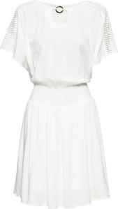Sukienka bonprix BODYFLIRT w stylu casual z okrągłym dekoltem