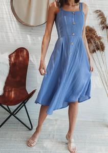 Sukienka Latika na ramiączkach