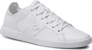 2d9c67555 Sneakersy LACOSTE - Novas 119 4 Sma 7-37SMA004021G Wht/Wht