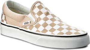 Tenisówki vans - classic slip-on vn0a38f7qco (checkerboard) frappe/tru