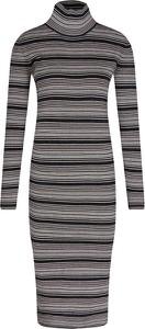 Sukienka Tommy Hilfiger w stylu casual z długim rękawem