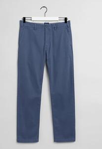 Niebieskie spodnie Gant w stylu casual