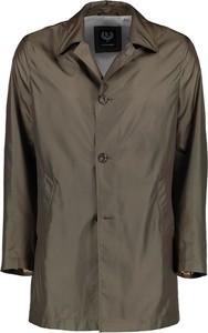 Zielony płaszcz męski Lavard