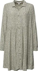 Sukienka Esprit z dekoltem w kształcie litery v w stylu casual