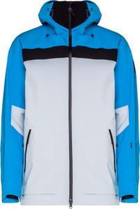 Niebieska kurtka Bogner krótka z tkaniny