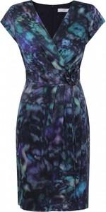 Niebieska sukienka POTIS & VERSO mini