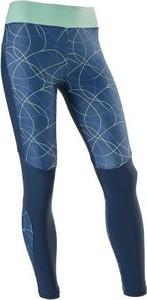 Niebieskie legginsy dziecięce Domyos