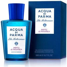 Acqua di Parma, Blu Mediterraneo Mirto Di Panarea, żel pod prysznic, 200 ml