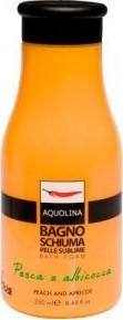 Aquolina Bagno Schiuma płyn do kąpieli i pod prysznic Brzoskwinia i Morela 250ml