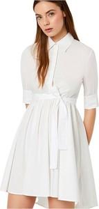 Sukienka Liu-Jo mini z kołnierzykiem