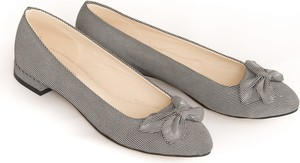 Baleriny Zapato ze skóry