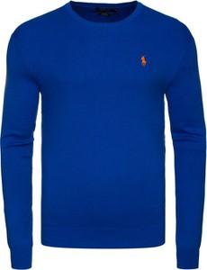 Sweter Ralph Lauren z okrągłym dekoltem w stylu casual