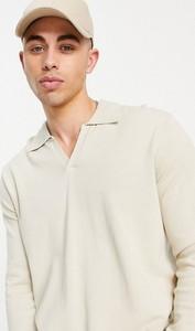 Sweter Asos z dzianiny w stylu casual