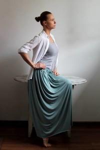 Zielona spódnica Szarymary