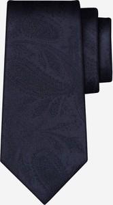 Krawat Lambert z jedwabiu