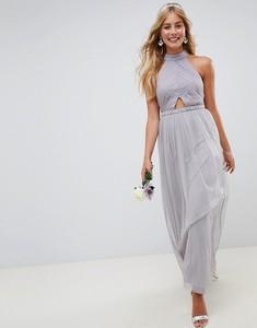 Sukienka Asos bez rękawów maxi