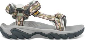 Sandały Teva na rzepy