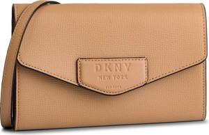Torebka DKNY mała w młodzieżowym stylu na ramię