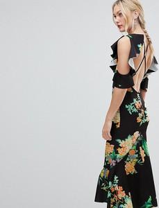 Sukienka Asos z odkrytymi ramionami
