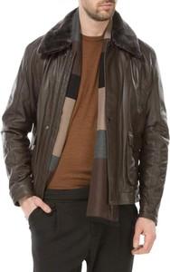 Brązowa kurtka Wittchen w stylu casual