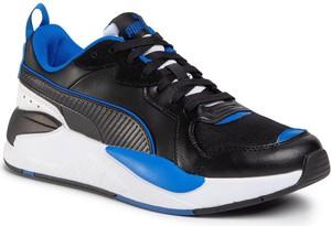 Puma Sneakersy X-Ray Game 372849 06 Czarny