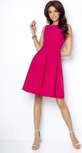 Sukienka Ivon z tkaniny