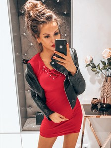 Sukienka magmac.pl mini w stylu casual
