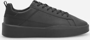 Reserved - Czarne sneakersy - Czarny