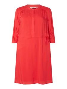 Czerwona sukienka Tom Tailor
