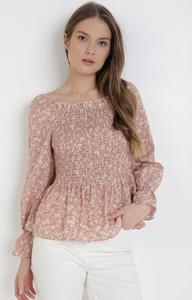 Różowa bluzka born2be