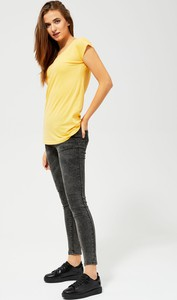 Żółta bluzka Moodo