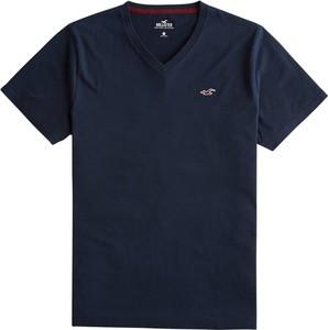 T-shirt Hollister Co. z dżerseju