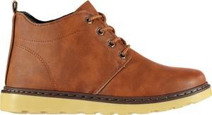 Buty zimowe Lee Cooper sznurowane