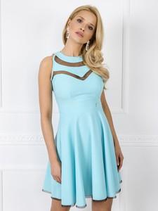 Sukienka Sheandher.pl mini bez rękawów