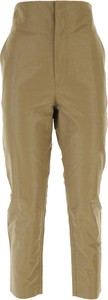 Spodnie Isabel Marant z lnu