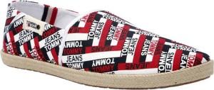 Buty letnie męskie Tommy Jeans w stylu retro