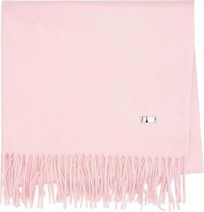 Różowy szalik Wittchen