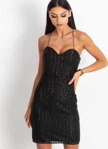 Sukienka Sheandher.pl mini na ramiączkach w stylu casual