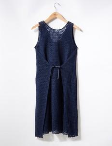 Sukienka Comptoir Des Cotonniers bez rękawów z bawełny