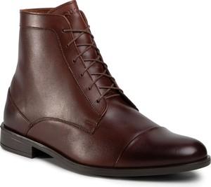 Buty zimowe Quazi sznurowane