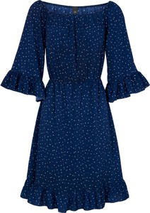 Sukienka Heine w stylu casual hiszpanka midi